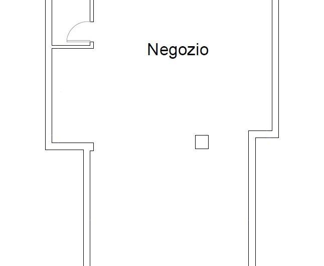 Rif. D801 – GERENZANO – NEGOZIO