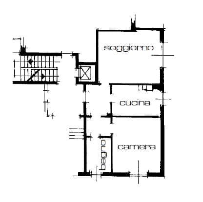 Rif. LE211 – LEGNANO – BILOCALE