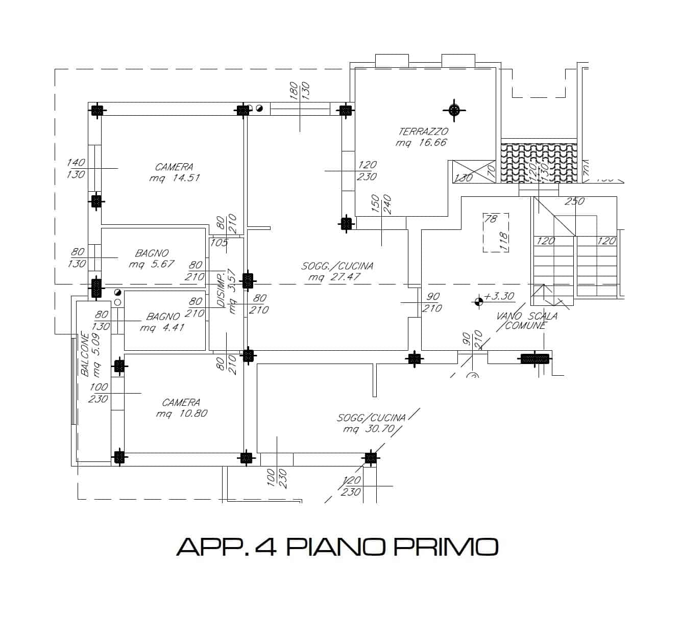 App. 4 PIANO PRIMO