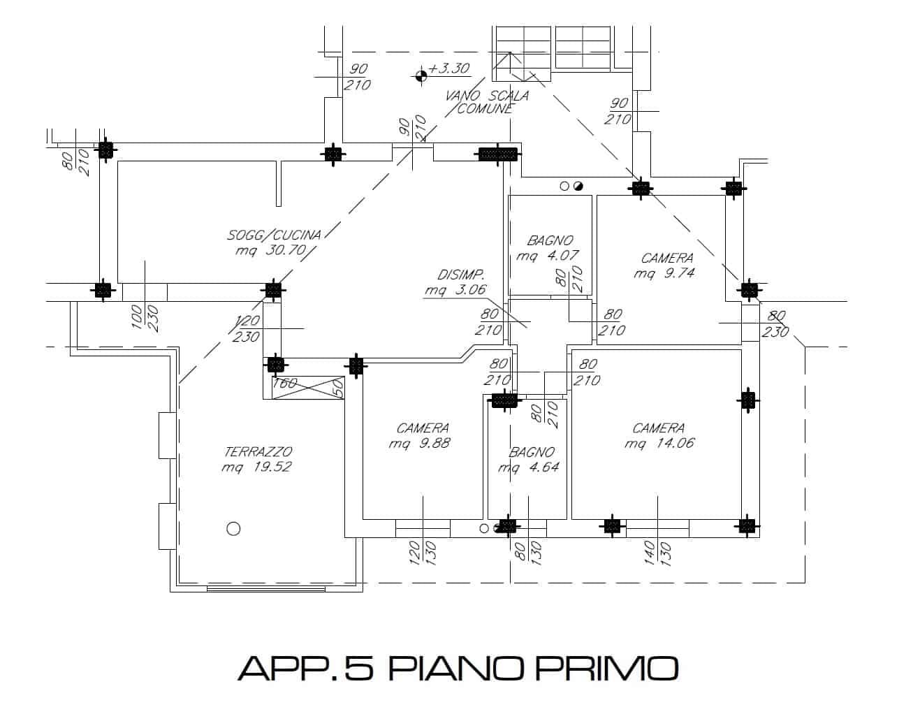 App. 5 PIANO PRIMO