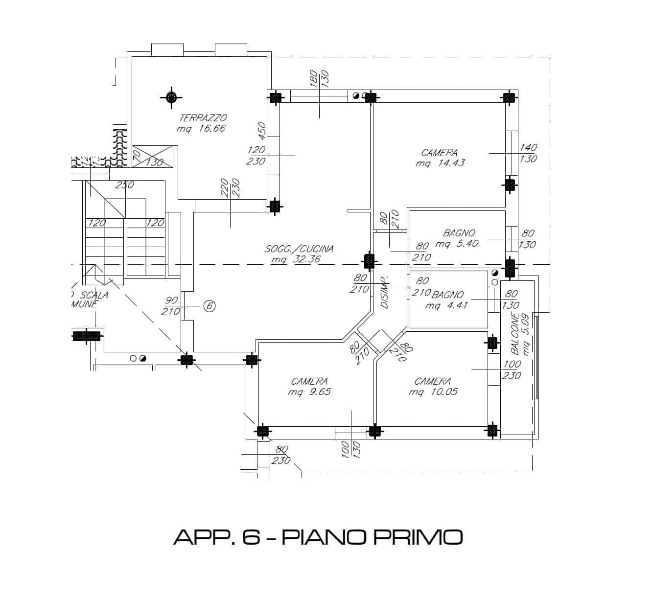 App. 6 PIANO PRIMO